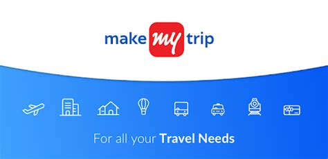 airfare calendar make my trip makemytrip flights hotels cabs irctc rail bookings apps