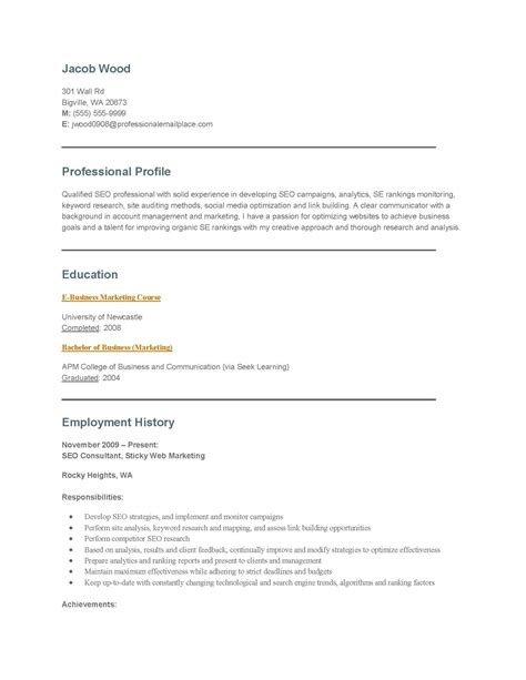 Business Specialist Cover Letter by Cover Letter Business Specialist Sle Resume Resume Daily