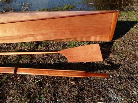 lightweight wooden boat plans wooden rowing oar plans woodenboat magazine