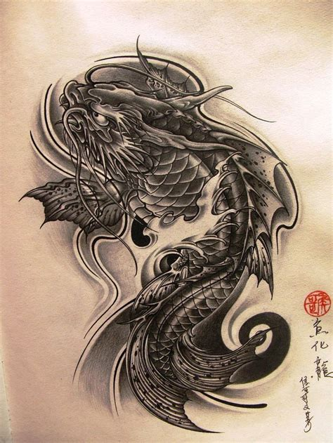 chinese fish tattoo designs 11 best asian koi images on koi