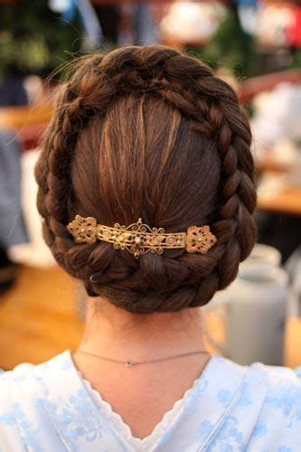 german braid hair how 518 best images about clothing dirndl on pinterest