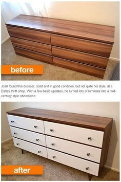 lowes schlafzimmermöbel how to add to a dresser before and after