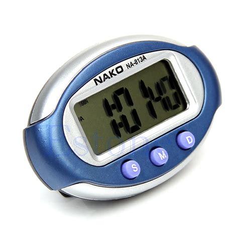 Jam Mini Lcd Clock new 3 buttons smart mini digital clock portable car auto dashboard lcd display ebay