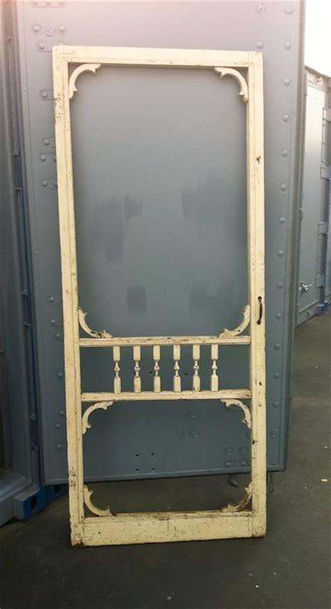 Vintage Screen Door by Vintage Screen Door For The Home