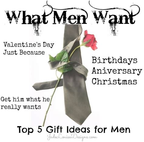 what to get guys on s day what want top 5 gift ideas for him get him what he really wants this valentinesday