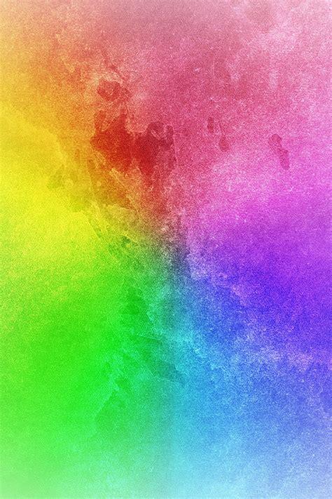 freeios primary color parallax hd iphone ipad wallpaper