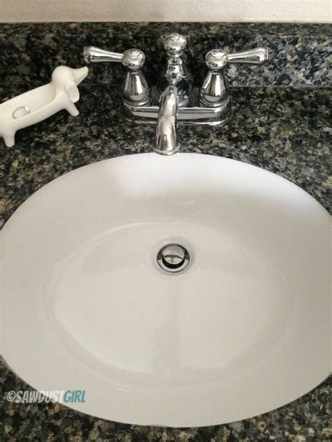 clear bathroom sink drain how to clear a clogged drain without chemicals sawdust girl 174