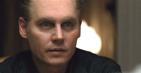 johnny depp eye color johnny depp as whitey bulger was the creepiest thing at
