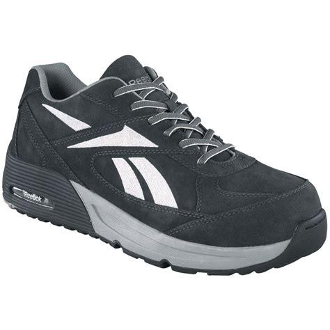 reebok composite toe sneakers s reebok composite toe suede jogger shoes 580313