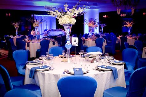Royal Blue And Ivory Wedding Decorations by Royal Blue Wedding Caprice Design Wedding Ideas