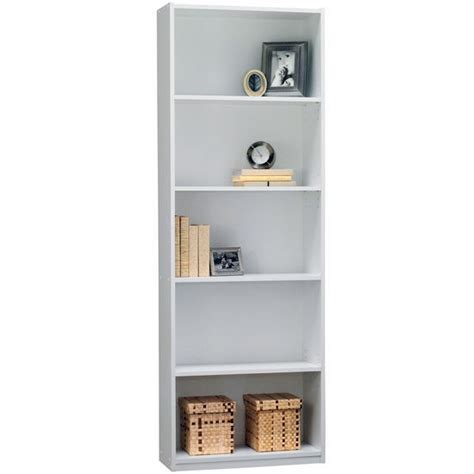 ameriwood 5 shelf wood bookcases choice finishes