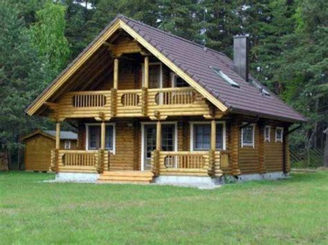 Small Homes Lumber Packages Casas De Madeira Online24
