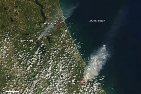 florida wildfires global hazards march 2011 state of the climate