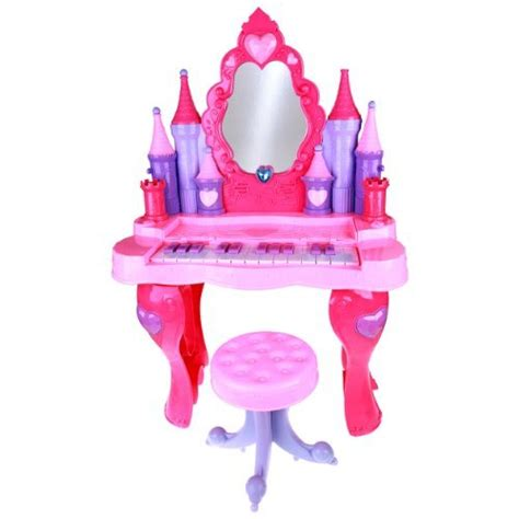 Princess Musical Vanity by Princess Chairs For