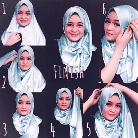 model model hijab segi empat auto design tech