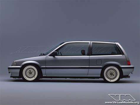 Tamiya Honda Civic Hatchback honda civic 25i hatchback 1983 quot tamiya quot mi primer