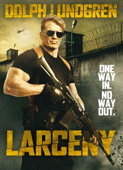 film di gangster larceny 2017 mymovies it