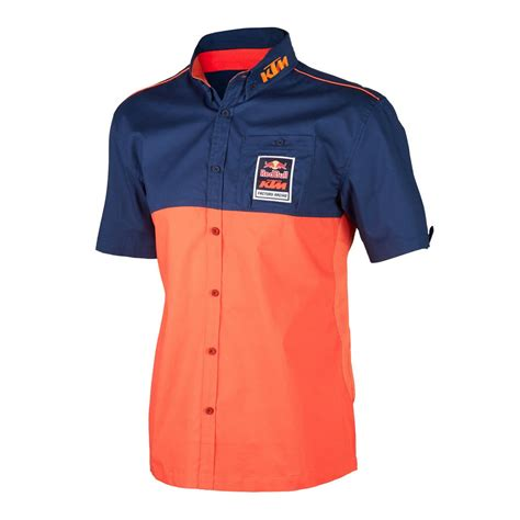 Ktm Clothes Ktm Bull Team Shirt Dirtnroad Lifestyle Apparel