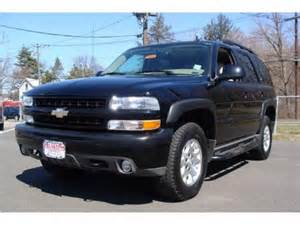 Chevrolet Tahoe Specs 2006 Chevrolet Tahoe Ls Z71 4x4 Data Info And Specs