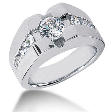 platinum s ring 1 72ct
