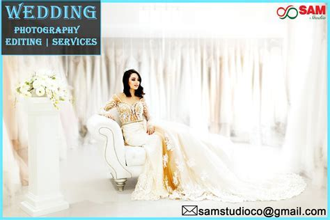 Wedding Photography Editing Services   Image Retouching