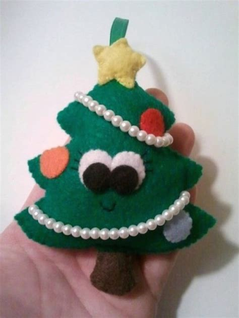 tree felt ornaments 33 felt ornaments for your tree interior god