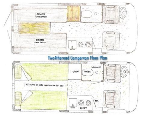 sprinter conversion floor plans sprinter cer cer and cers on