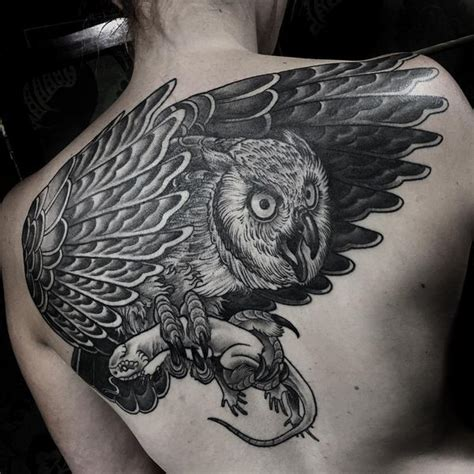owl tattoo black and white owl tattoo meaning and designs ideas baby owl tattoo