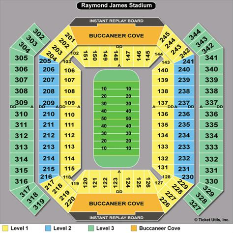 raymond stadium seating raymond stadium seating chart with rows