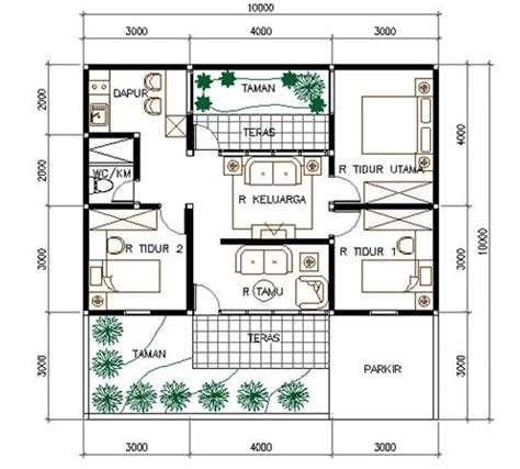desain rumah 10 x 15 spatial design house android apps on google play