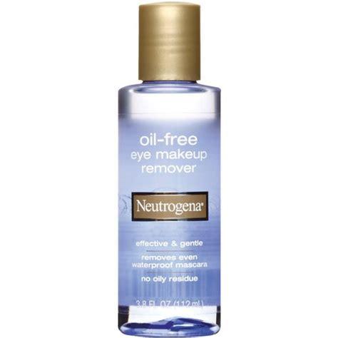 Neutrogena Makeup Remover neutrogena free eye makeup remover 3 8 oz walmart