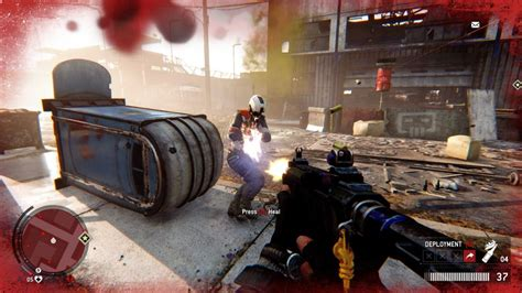 homefront the revolution review blood spattered banner