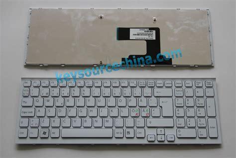 Keyboard Sony Vaio El White Promo P N 148969451 Sony Vaio Vpc El Series Nordic Keyboard 9z