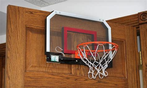 Basketball Hoop For Door by 20 For An The Door Basketball Hoop Groupon