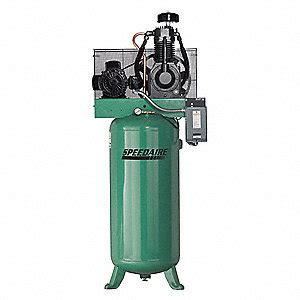 speedaire 3 phase electrical vertical tank mounted 7 50hp air compressor stationary air