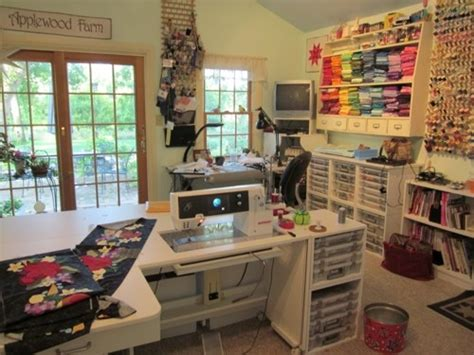 Quilt Room Design by Sewing Studio Sewing Rooms