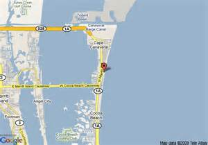 where is cocoa florida located on a map map of cocoa oceanside inn cocoa