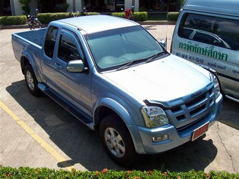 isuzu dmax 2006 saudi arabia archives the truth about cars