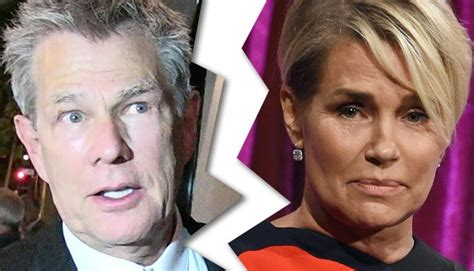 david and yolanda foster mystery blonde pictured with wheen did david foster start dating yolanda housewives