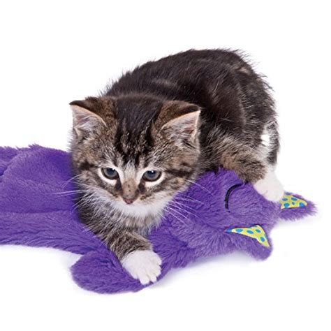 comforting cat purr pillow soothing plush toy for cats purr pillow