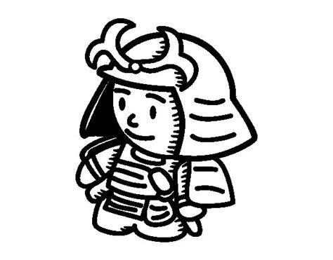 samurai helmet coloring pages