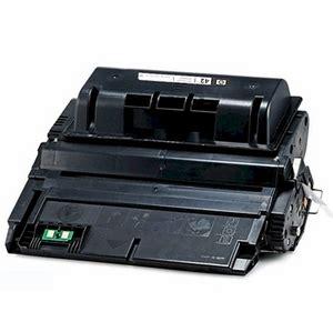 Toner Hp Laserjet Black 42a Q5942a Original hp 42a black toner cartridge q5942a remanufactured to oem