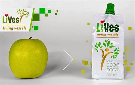 Detox With Fruit Pectin by Lives Eng