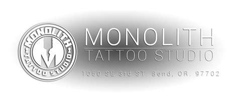 tattoo parlor bend oregon monolith tattoo of bend oregon monolith tattoo