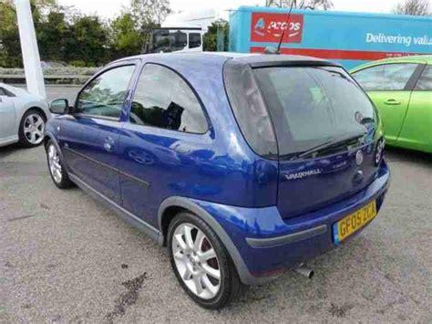 Vauxhall Corsa 1 2 Twinport Vauxhall Corsa 1 2 Sxi 16v Twinport 3 Door In Metallic