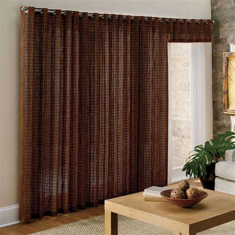 Curtains For Sliders Slider Door Curtains 8520