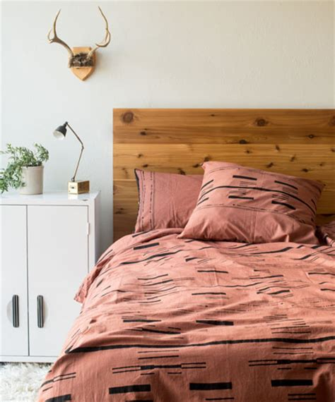 dusty rose bedding dusty rose geometric print bedding