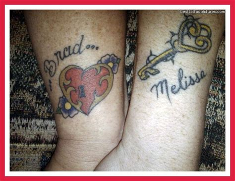 creative tattoo for couples pinterest discover and save creative ideas