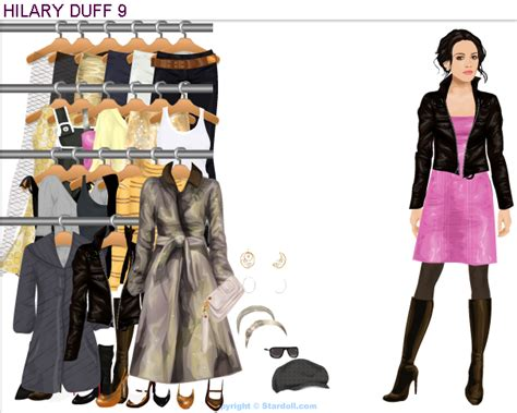 Hilary Duff In A New Doll by New Doll Hilary Duff 9 Stardoll S Most Wanted