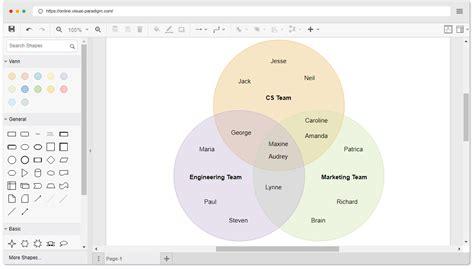 Online Venn Diagram Tool Venn Diagram Tool Free
